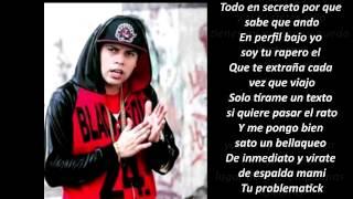 Juanka El Problematik Ft. D'Baby - Si Te Sientes Sola - (Letra)