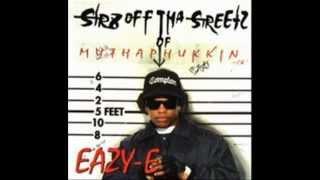 Eazy-E - Ole School Shit [LEGENDA GANSTA REP!] [*].flv