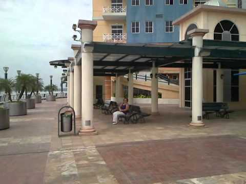 Guayaquil Ecuador Puerto Santa Ana