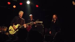 Mick Harvey - Ford Mustang, Live in Barcelona - 29 March, 2017