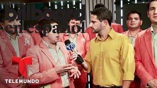 Billboard 2012 | La Arrolladora sin trajes | Telemundo