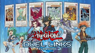 TRAILER YU-GI-OH 5DS [DUEL LINKS]