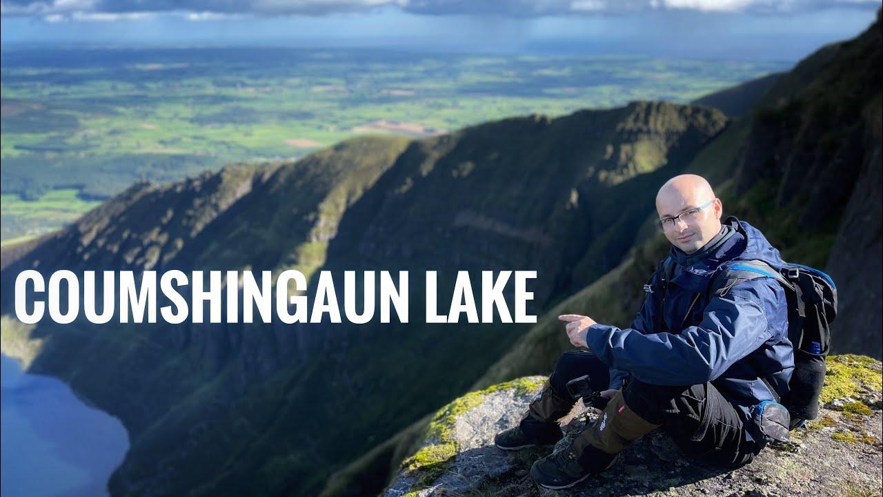 Coumshingaun Lake, Comeragh Mountains, Fauscoum Summit 845m, Ireland