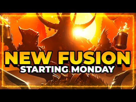 NEW FUSION MONDAY! Full Kit / Grades / Reaction! RAID Shadow Legends