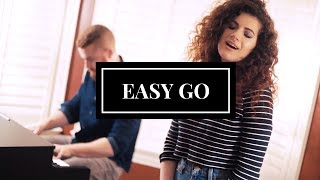 EASY GO//DELANEY JANE & GRAND THEFT//ACOUSTIC COVER