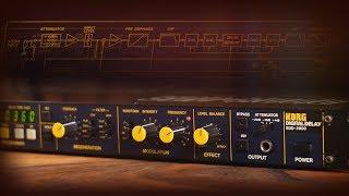 UAD KORG® SDD-3000 Digital Plug-In