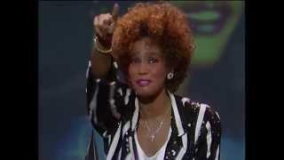 Whitney Houston Wins Soul/R&B Album - AMA 1987