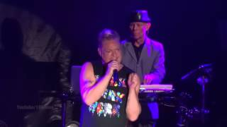 "Erasure -LIVE- ""Stop!"" @Berlin Dec 09, 2014"