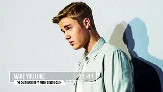 The Chainsmokers ft  Justin Bieber   ZAYN   Make You Love NEW SONG 2017