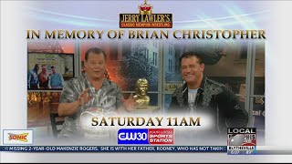 Family & Friends Say Goodbye To Wrestler Brian Christopher Lawler