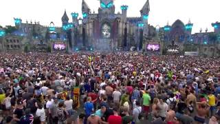 W&W playing We Control The Sound @Tomorrowland2015
