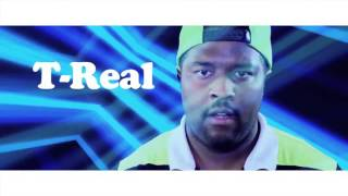 "T-REAL ""In The Zone"" Official Music Video Produced By SK Hitz"