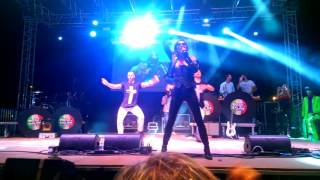 Sabrina Salerno - live al Notti Magiche Beerrenai Music Summer Fest di Signa - I Love Rock N Roll