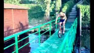 Saritura cu Bicicleta in Snagov:)) By.Danut