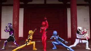 Power Rangers Anniversary Tribute