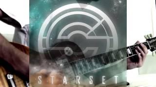 Starset - Let It Die // Guitar Cover // LucasCMusic