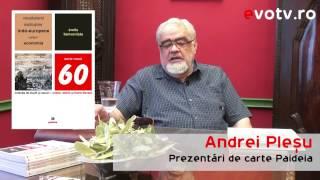 Andrei Plesu recomanda cartea lui Emile Benveniste