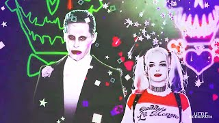 » don't let me down. {harley quinn\joker}