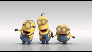 "Minions ""Laughing Hysterically"""