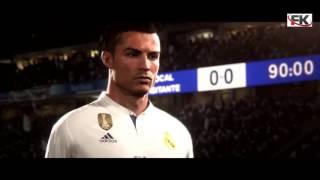 FIFA 18 Reveal Trailer   Fueled By Cristiano Ronaldo