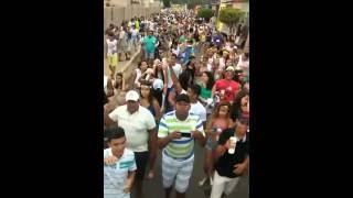 Bloco tommy cachaça 2015 - Atalaia-AL-ao som de paredão!