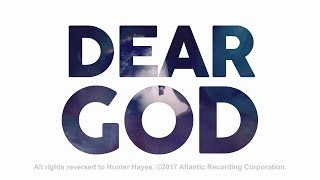 Hunter Hayes - Dear God | Lyric video (+ letra en Español)