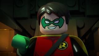 Liga de la Justicia Lego: Escape de Ciudad Gótica (Doblada)