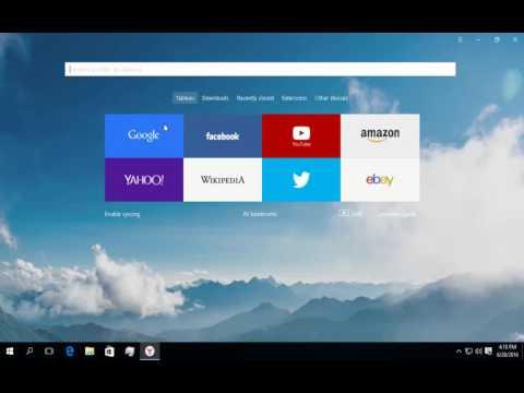Yandex un Browser Rapid si Sigur