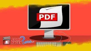 Cómo Guardar una Página Web en PDF - El Mejor Método