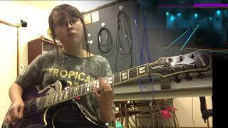 Joe Satriani - Satch Boogie - cover