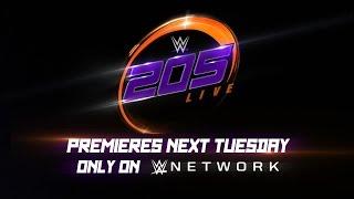 Promoción WWE 205