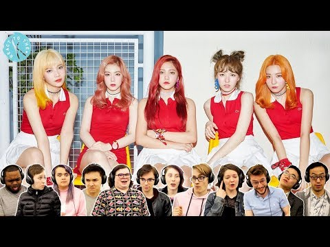 Classical Musicians React: Red Velvet 'Bad Dracula' vs 'Lucky Girl'