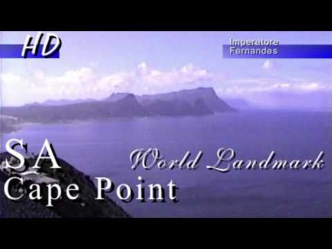 SA Cape Point World Landmark