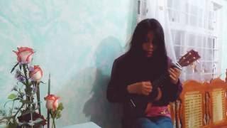 Cobarde Yuridia (cover Karen Glez Ukulele)