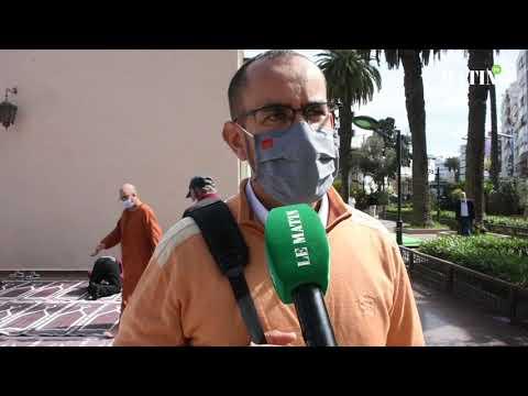 Video : La mosquée Molina accueille de nouveau les fidèles pour accomplir la prière du vendredi