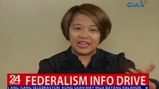 Mocha Uson, pinadadalo sa senado para sa diskarte sa pagpapakalat ng impormasyon sa pederalismo