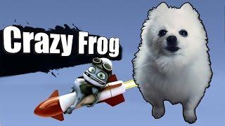 Crazy Frog em cachorrês (ORIGINAL)