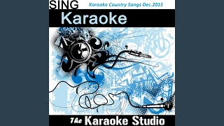 When I'm Gone (In the Style of Joey + Rory) (Karaoke Version)