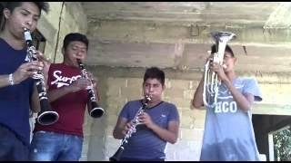 Clarinete. Polka