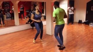 DÉMO DE SEMBA...   #Laury #Esmeralda & #Mário #Jordão Dançar é uma arte, uma arte que expressa senti
