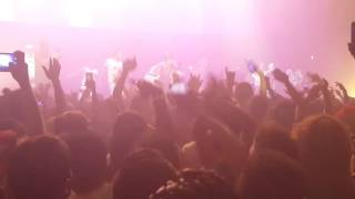"Joey BADA$$ - ""Devastated"" Live @ Blank Face Tour NYC"