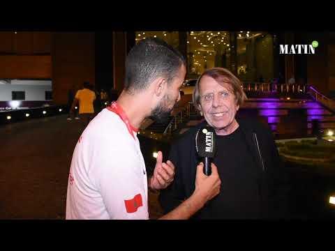 Video : Claude Le Roy : Je pense que le Maroc serait chanceux de garder Hervé, car ce n'est pas une élimination méritée