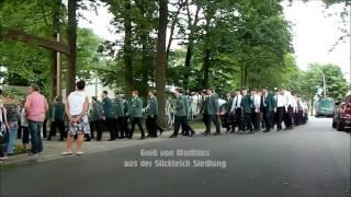 Schützenfest in Neuenkirchen 10.07.17 (Einmarsch) - Musik: Amy Macdonald - Dream on (faster)