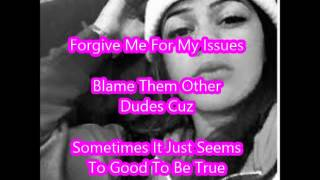 Blame Them - Toni Romiti (Lyrics)