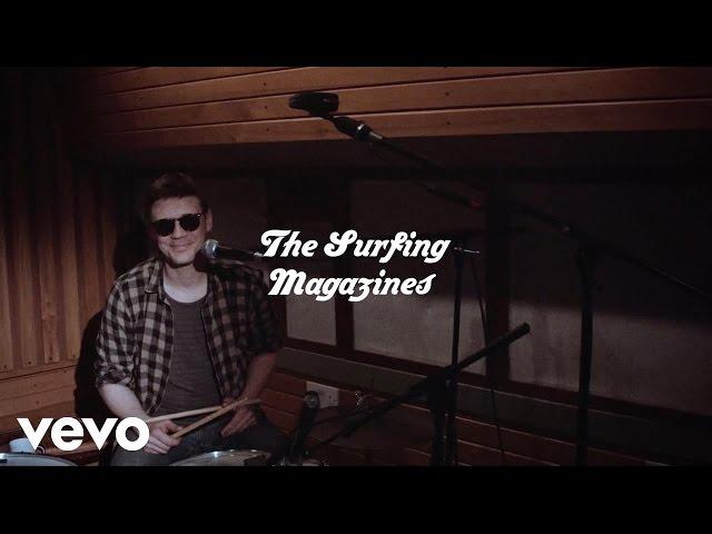 """Vídeo de la canción """"Lines and Shadows"""" de The Surfing Magazines."""