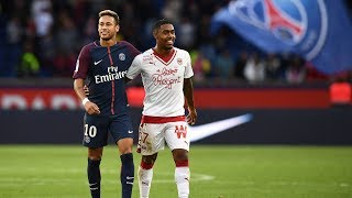 The Day MALCOM Made Neymar Jr Doubted Himself ● Destroying PSG 2018