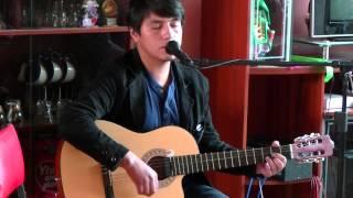 Jofra - Pienso en ti (cover) - Adopciones Huancayo, evento pro fondos (15.03.14)