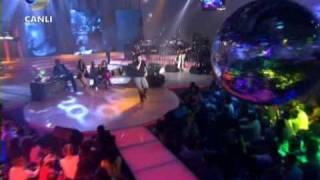 Manga - Beni Benimle Birak (Live Canli TV 2009)