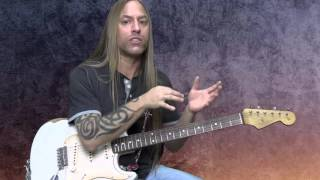 How To Play Straight Vs. Shuffle Blues Rhythms On Guitar | Steve Stine | Guitar Zoom
