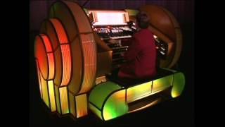 Down With The Curtain - Donald MacKenzie at the Odeon Leicester Square Compton Organ